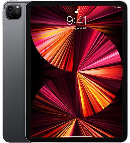 Планшет Apple iPad Pro 11 Wi-Fi (2021), серый, 11″, 8GB/256GB