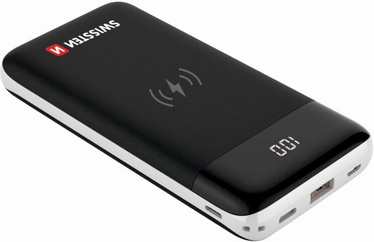 Swissten All In One Power Bank 3A 10000Amh