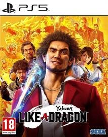Yakuza: Like a Dragon PS5