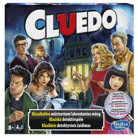 Lauamäng Hasbro Clue Balt A5826