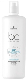 Schwarzkopf BC Bonacure Scalp Therapy Deep Cleansing Shampoo 1000ml All Hair Types