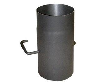 Ühendustoru siibriga ABX, 130 mm, 0,25 m