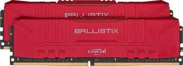 Operatiivmälu (RAM) Crucial Ballistix Red BL2K8G30C15U4R DDR4 16 GB