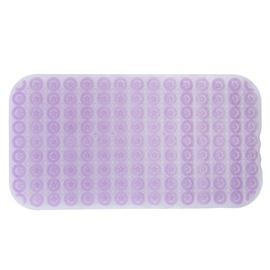 Vannitoa põrandamatt Futura J-7138 Pink, 710x380 mm