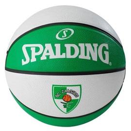 Баскетбольный мяч Spalding Euroleague Žalgiris, 7