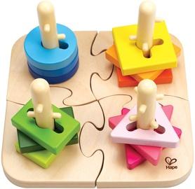 Pusle Hape Creative Peg Puzzle E0411