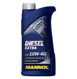 Mootoriõli Mannol Diisel Extr 10W/40 1L