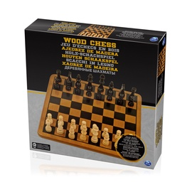 Spin Master Wood Chess 6033302