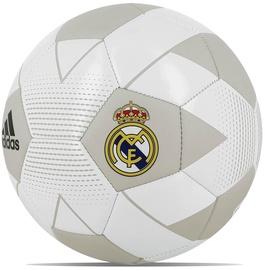 Adidas Real Madrid Ball White/Grey Size 4