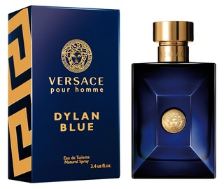 Tualettvesi Versace Pour Homme Dylan Blue 100ml EDT