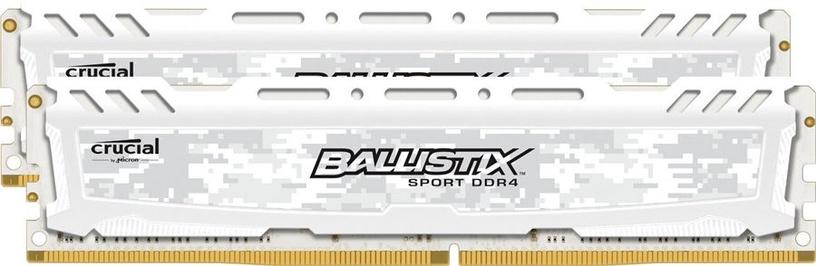 Crucial Ballistix Sport LT 32GB 2400MHz DDR4 CL16 DIMM KIT OF 2 BLS2C16G4D240FSC
