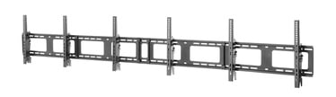 "NewStar NS-WMB300BLACK Menu Board Wall Mount For 40-50"" Screens Black"