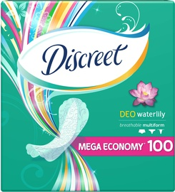Discreet DEO Waterlily Pantyliners 100pcs