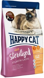 Happy Cat Sterilised Atlantic Salmon 4kg