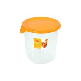 Toidukarp Curver Fresh&Go 1L kollane ümmargune