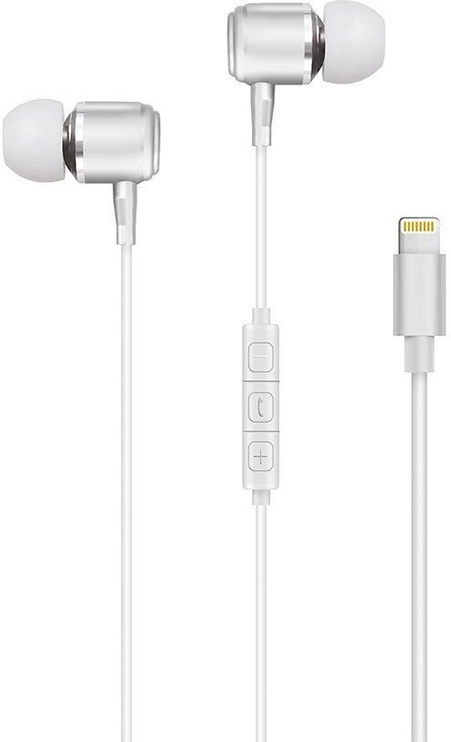 Forever Music Soul Lightning Headset White