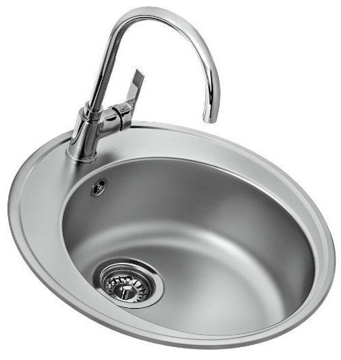 Teka Basico Kitchen Sink 510 1C MAT