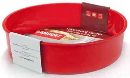 Banquet Culinaria Silicone Cake Form 24cm