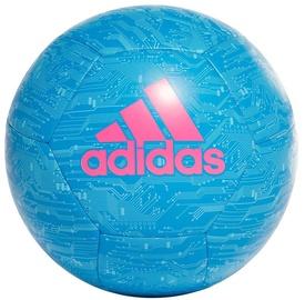 Adidas Capitano Football DY2570 Blue/Pink Size 5
