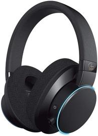 Kõrvaklapid Creative SXFI Air Black, juhtmevabad
