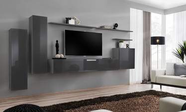 ASM Switch I Wall Unit Graphite