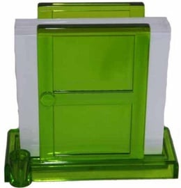 PMP Paper Note Holder Green