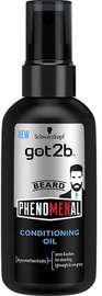 Schwarzkopf Got2b Phenomenal Beard Oil 75ml