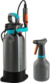 Gardena Pressure Sprayer 5L Comfort + Pump Sprayer