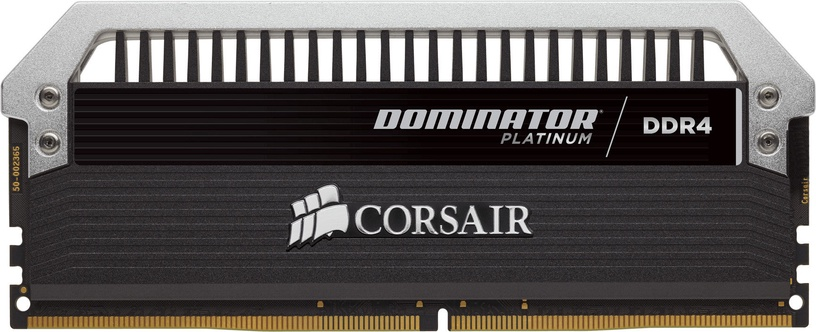Corsair Dominator Platinum 8GB 3600MHz CL18 DDR4 KIT OF 2 CMD8GX4M2B3600C18