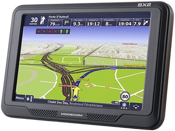Navigaator Modecom FreeWay SX2 + MapFactor EU