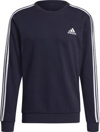 Adidas Essentials Sweatshirt 3-stripes GK9079 Navy S