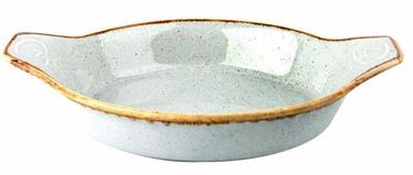 Porland Seasons Serving Plate D17cm Grey