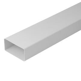 Ventilatsioonitoru 220x55 mm 1m plast
