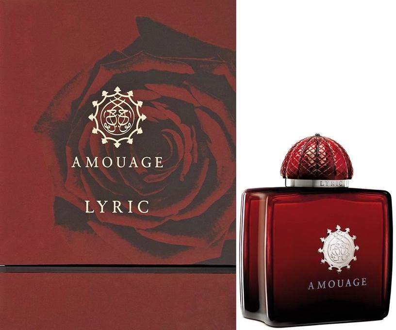Amouage Lyric Woman 100ml EDP