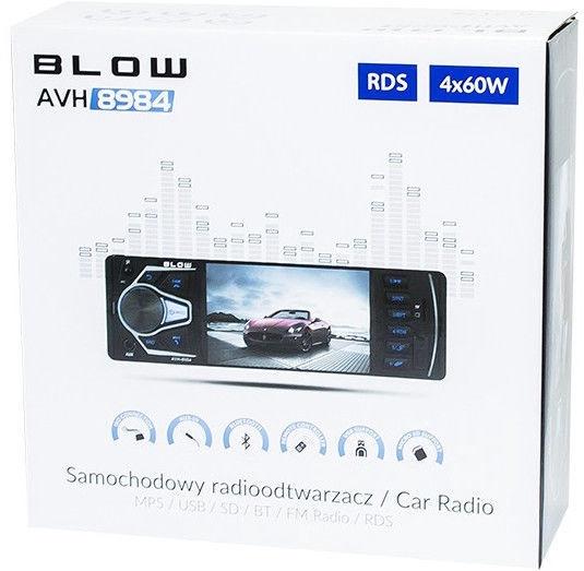 Blow AVH-8984