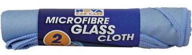 Granville Microfibre Glass Cloth 2pcs