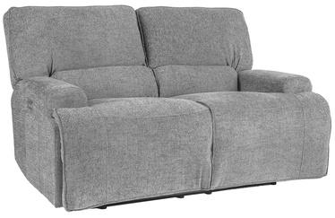 Диван Home4you Marcus 2 Grey, 160 x 99 x 96 см