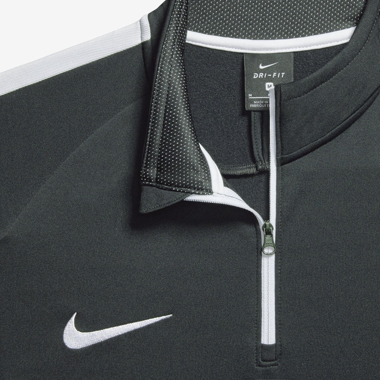 Nike Dry Academy Drill Top 839344 364 Graphite XL