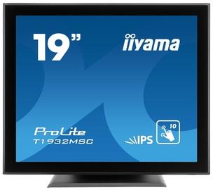 Монитор Iiyama ProLite T1932MSC-B5X, 19″, 14 ms