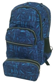 Avatar Backpack With Pencil Case Blue
