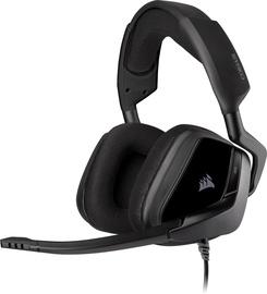 Kõrvaklapid Corsair Void Elite Stereo Carbon, must