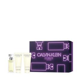 Женский парфюмерный набор Calvin Klein Eternity 50 ml EDP + 100 ml Body Lotion + 100 ml Shower Gel