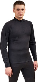 Rucanor Thermo Shirt With Crew Neck 28209 02 M Black