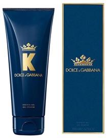 Гель для душа Dolce & Gabbana K By Dolce & Gabbana, 200 мл