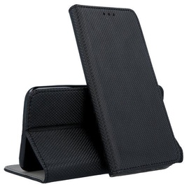 Mocco Smart Magnet Book Case For Huawei P30 Lite Black