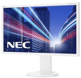 NEC E243WMi White