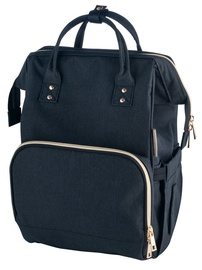 Canpol Babies Mum Backpack With Clip Black 50/102