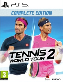 Tennis World Tour 2: Complete Edition PS5