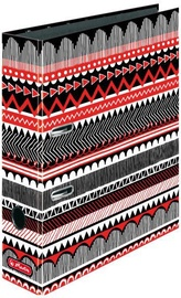 Herlitz Folder A4/8cm Black&Wow Etno/50010004