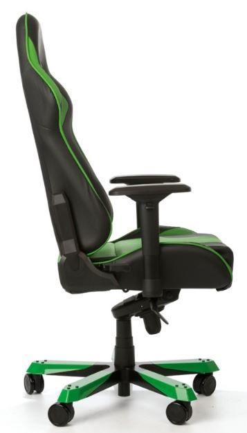 DXRacer Gaming Chair King K06-NE Black/Green
